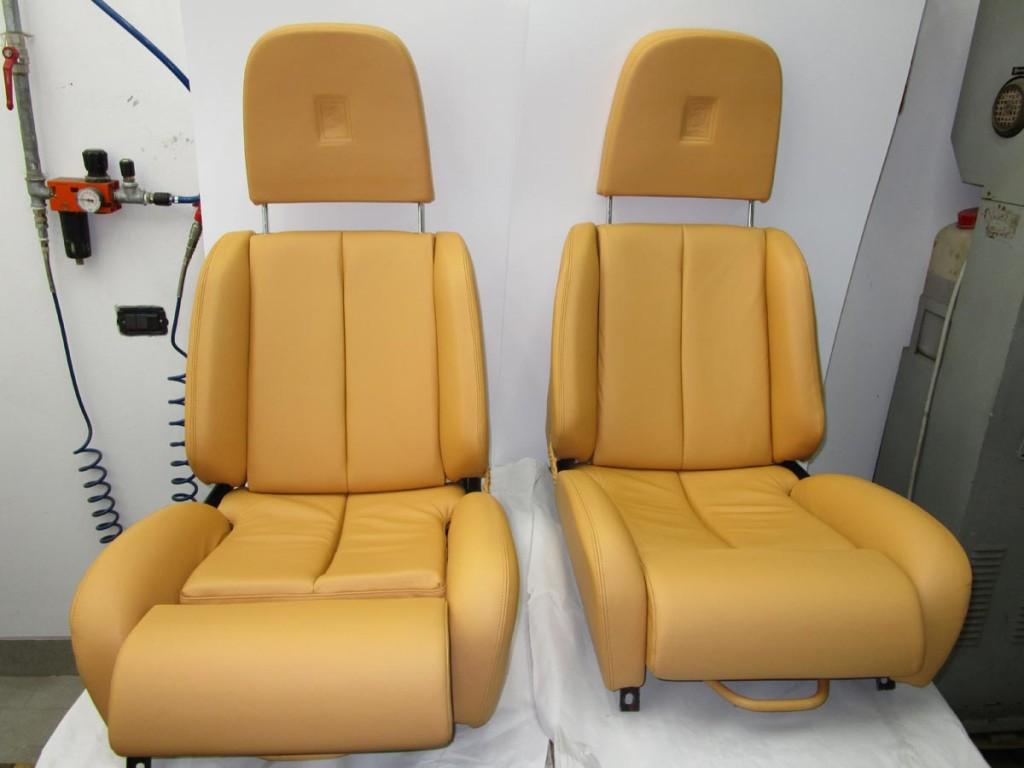 Ferrari Zenobi Interni automotive rivestimento pelle PPI Group