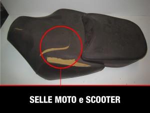PPI Automotive riparazione selle sellini moto scooter Tortoreto TE IT